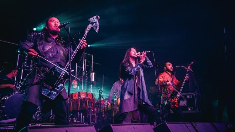 """The Hu"" eine mongolische Rockband aus Ulan-Bator"
